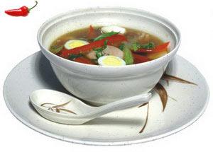 Суп Рамен (острый)